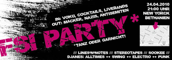 Partyflyer